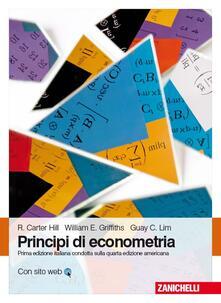 Listadelpopolo.it Principi di econometria. Con Contenuto digitale (fornito elettronicamente) Image