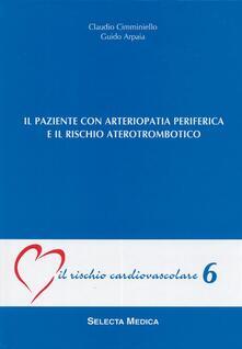 Filippodegasperi.it Il paziente con arteriopatia periferica e rischio aterotrombotico (IRC-v. 6) Image
