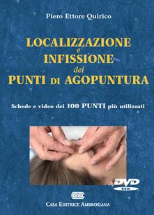 Camfeed.it Localizzazione e infissione dei punti di agopuntura. DVD-ROM Image