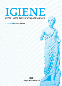 Igiene per le lauree delle professioni sanitarie - Cesare Meloni - copertina