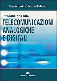 Antondemarirreguera.es Introduzione alle telecomunicazioni analogiche e digitali Image