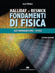 Adiaphora.it Fondamenti di fisica. Con Contenuto digitale (fornito elettronicamente). Vol. 2: Elettrologia, magnetismo, ottica. Image