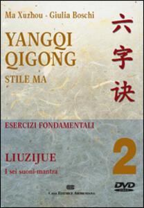 Yangqi Qigong. DVD. Vol. 2: Liuzijue.