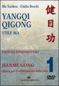Yangqi Qigong. DVD. Vol. 1: Janmugong.