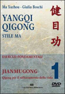 Birrafraitrulli.it Yangqi Qigong. DVD. Vol. 1: Janmugong. Image