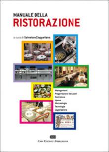 Radiospeed.it Manuale della ristorazione Image