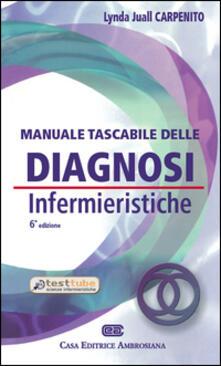 Lpgcsostenible.es Manuale tascabile delle diagnosi infermieristiche. Applicazione alla pratica clinica Image