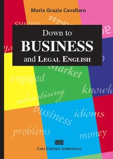 Down to business and legal english.pdf