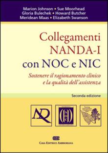 Daddyswing.es Collegamenti NANDA-I con NOC e NIC. Sostenere il ragionamento clinico e la qualità dell'assistenza Image