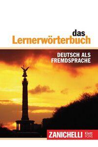 Libro Das Lernerwörterbuch. Deutsch als Fremdsprache
