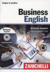 Libro Business english. Con CD Audio. Con aggiornamento online Patrizia Giampieri