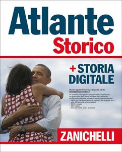 Libro Atlante storico Zanichelli 2014. Con aggiornamento online