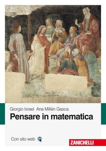 Libro Pensare in matematica Giorgio Israel , Ana Millán Gasca