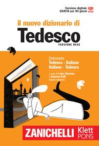 NUOVO DIZIONARIO DI TEDESCO ED. MISTA