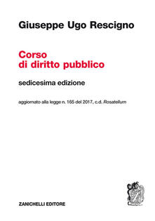 Camfeed.it Corso di diritto pubblico Image