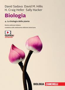 Biologia. Con e-book. Vol. 4: biologia delle piante, La..pdf