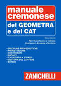 Libro Manuale cremonese del geometra e del tecnico CAT