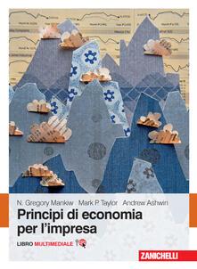 Listadelpopolo.it Principi di economia per l'impresa. Con Contenuto digitale (fornito elettronicamente) Image