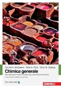 Chimica generale. Con Contenuto digitale (fornito elettronicamente) - copertina