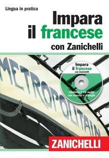 Winniearcher.com Impara il francese con Zanichelli. Con 2 CD Audio Image