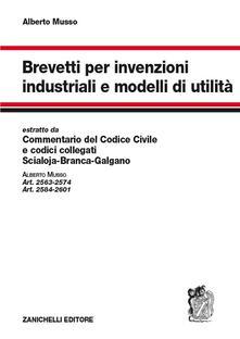 Brevetti per invenzioni industriali e modelli di utilità.pdf