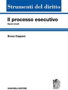 Libro Il processo esecutivo. Nuovi studi Bruno Capponi