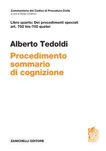 Foto Cover di ART. 702 bis-702 quater, Libro di Alberto Tedoldi, edito da Zanichelli
