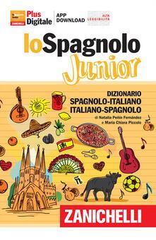 Secchiarapita.it Spagnolo Junior. Dizionario spagnolo-italiano, italiano-spagnolo. Versione Plus. Con Contenuto digitale (fornito elettronicamente) Image