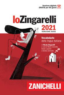 Milanospringparade.it Lo Zingarelli 2021. Vocabolario della lingua italiana. Versione base Image