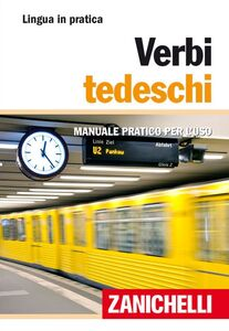 Libro Verbi tedeschi. Manuale pratico per l'uso