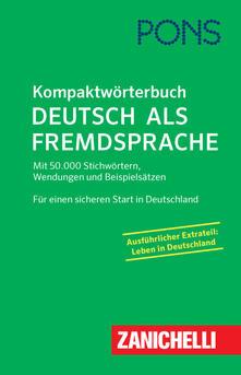 Voluntariadobaleares2014.es PONS. Kompaktwörterbuch. Deutsch als Fremdsprache Image