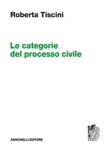 Le categorie del processo civile.pdf
