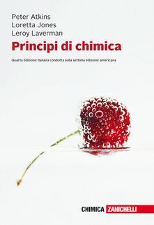 Festivalpatudocanario.es Principi di chimica. Con e-book Image