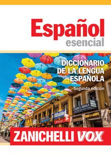 Tegliowinterrun.it Español esencial. Diccionario de la lengua española Image