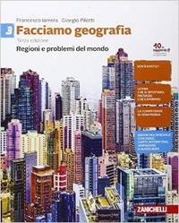 FACCIAMO GEOGRAFIA N.E 3 ED. MISTA
