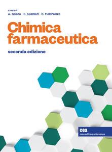 Chimica farmaceutica. Con aggiornamento online. Con e-book.pdf