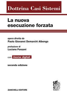 Antondemarirreguera.es La nuova esecuzione forzata con risorse digitali. Con e-book Image