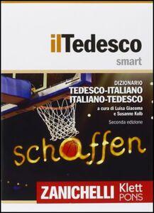 Foto Cover di Il tedesco smart. Dizionario tedesco-italiano, italienisch-deutsch. Con aggiornamento online, Libro di  edito da Zanichelli