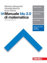 MANUALE BLU 2.0 DI MATEMATICA 3A+3B ED.