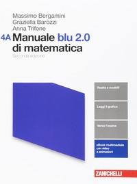 MANUALE BLU 2.0 DI MATEMATICA 4A+4B ED.