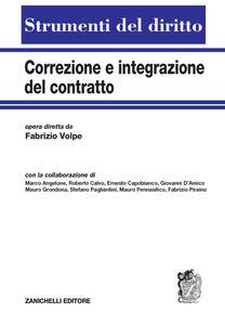 Correzione e integrazione del contratto