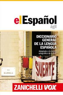 Winniearcher.com El Español ágil. Diccionario general de la lengua española Image