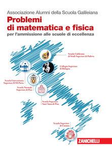Camfeed.it Problemi di matematica e fisica per l'ammissione alle scuole di eccellenza Image