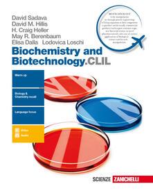 Mercatinidinataletorino.it Biochemistry and biotechnology.CLIL. Con Contenuto digitale (fornito elettronicamente) Image