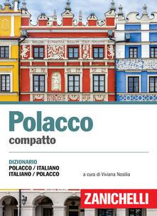 Polacco compatto. Dizionario polacco-italiano, italiano-polacco.pdf