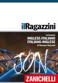 Libro Il Ragazzini. Dizionario inglese-italiano, italiano-inglese Giuseppe Ragazzini