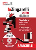 Lo Zingarelli 2020. Vocabolario della lingua italiana. Polibox. DVD-ROM. Con aggiornamento online. Con app. Con Contenuto digitale per download
