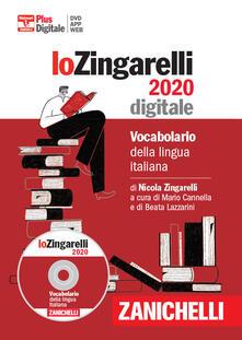 Voluntariadobaleares2014.es Lo Zingarelli 2020. Vocabolario della lingua italiana. Polibox. DVD-ROM. Con aggiornamento online. Con app. Con Contenuto digitale per download Image