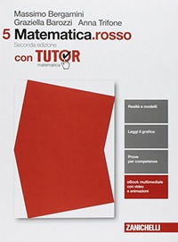 MATEMATICA ROSSO 5 ED. MISTA
