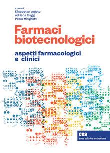 Capturtokyoedition.it Farmaci biotecnologici e terapia personalizzata. Aspetti farmacologici e clinici. Con e-book Image